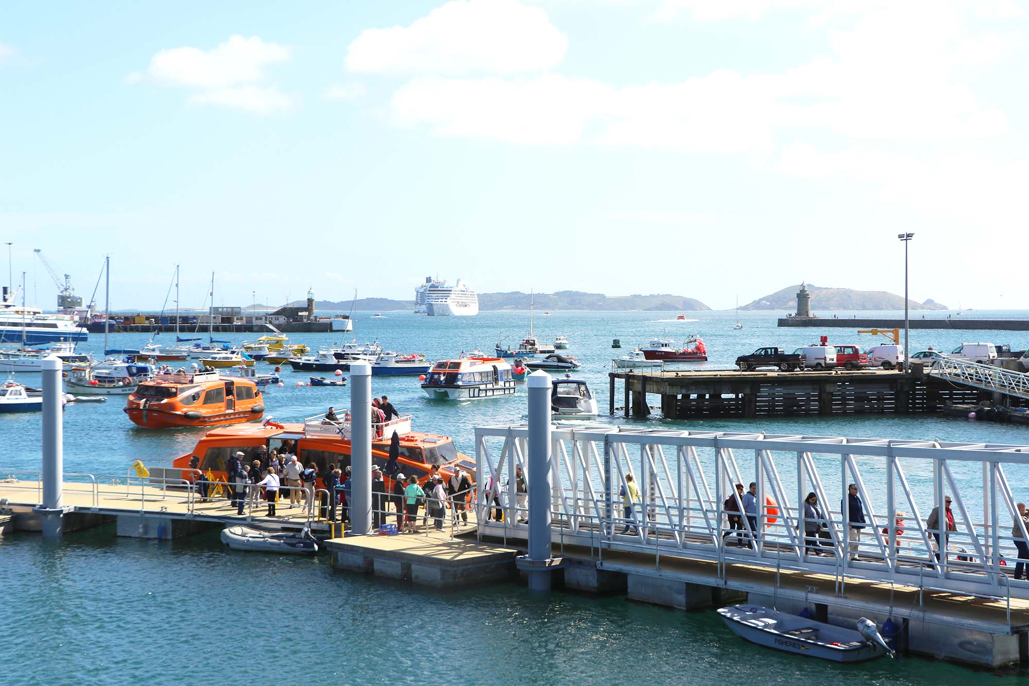 States of Guernsey - Guernsey Harbours