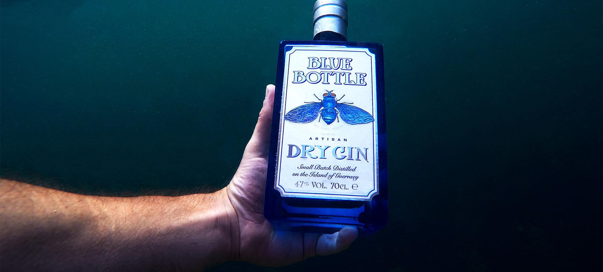 Randalls Brewery - Blue Bottle Gin